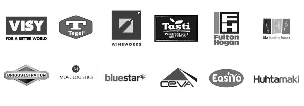 Coverstaff Recruitment Agency clients logos.
