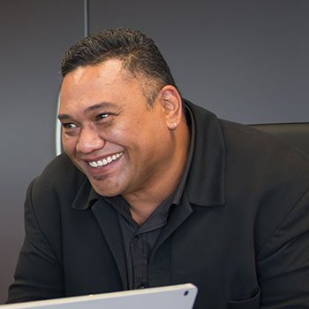 Recruitment Consultant and South Auckland Branch Manager Sani Niuia-Tofa